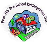 Peak Hill Pre School - Child Care Canberra