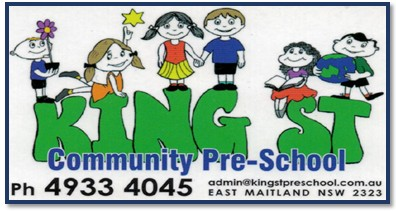 King Street Community Pre-School East Maitland Inc - Child Care Canberra