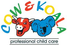 Cow  KoalaProfessional Child Care - Child Care Canberra