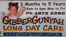 Gibbergunyah Long Day Care Centre - Child Care Canberra